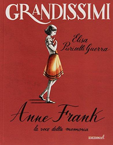9788847732254: Anne Frank, la voce della memoria