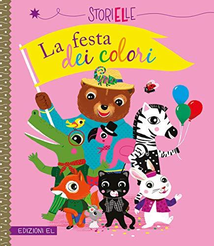 9788847736825: La festa dei colori. Ediz. a colori