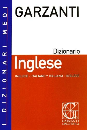 9788848001021: Dizionario Garzanti Inglese Italiano