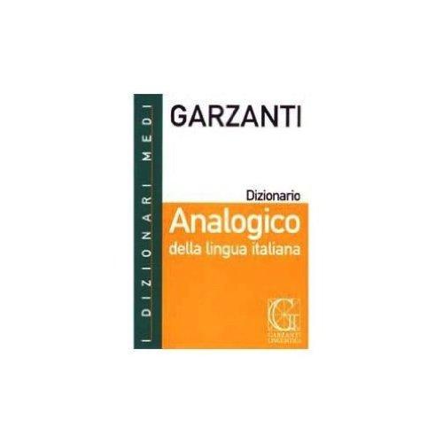 9788848001113: Dizionario analogico della lingua italiana (Dizionari Medi) (Italian Edition)