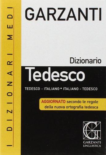 9788848001205: Dizionario Medio tedesco-italiano-tedesco (Dizionari Medi)