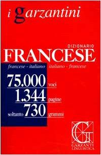 9788848006033: Dizionario Francese: Francese - Italiano, Italiano - Francese (French and Italian Edition)