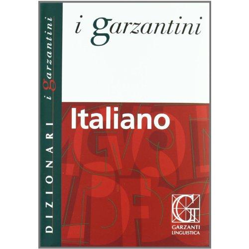 9788848006200: i garzantini dizionario di italiano