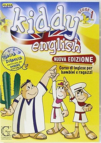 9788848055628: Kiddy english. CD-ROM: 1