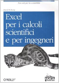 9788848119504: Excel per i calcoli scientifici e per ingegneri