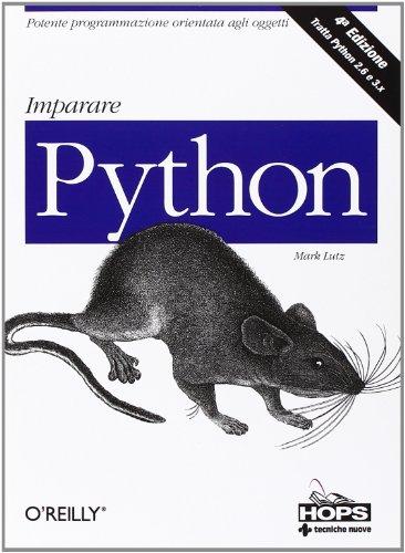 9788848125956: Imparare Python