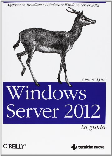 9788848128735: Windows Server 2012. La guida