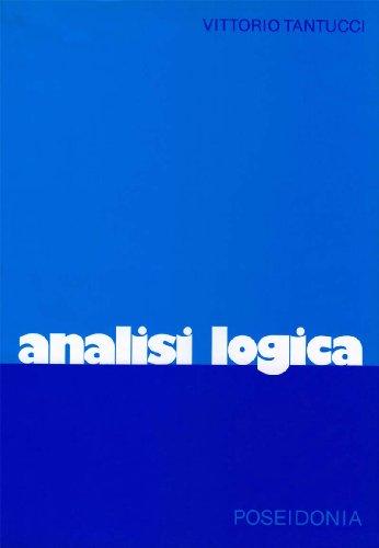 9788848200011: Analisi logica. Per la Scuola media