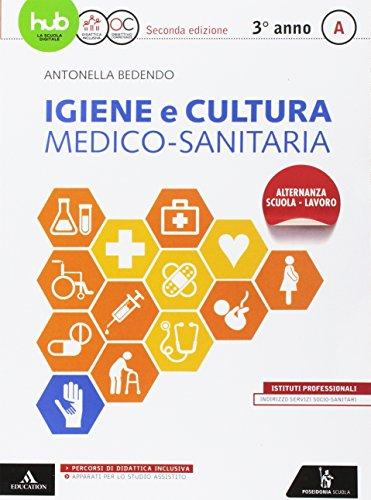 9788848262514: Igiene e cultura medico sanitaria. Per gli Ist. professionali: 1