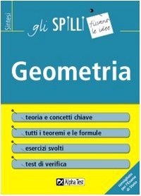 9788848300209: Geometria