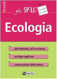 9788848304917: Ecologia
