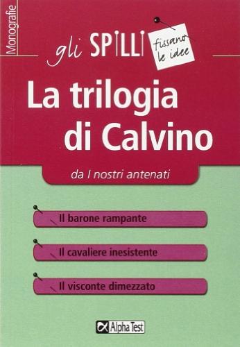 9788848305242: La trilogia di Calvino