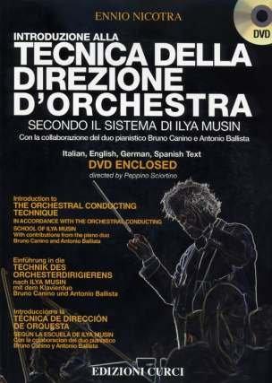 9788848507660: Introduzione alla tecnica della direzione d'orchestra secondo la scuola di Ilya Musin