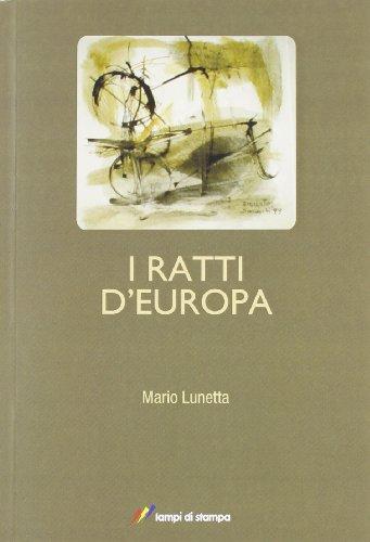 9788848813433: I ratti d'Europa (Lampi di memoria)