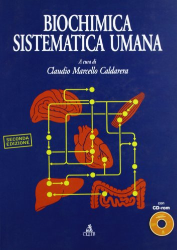 9788849118957: Biochimica sistematica umana. Con CD-ROM