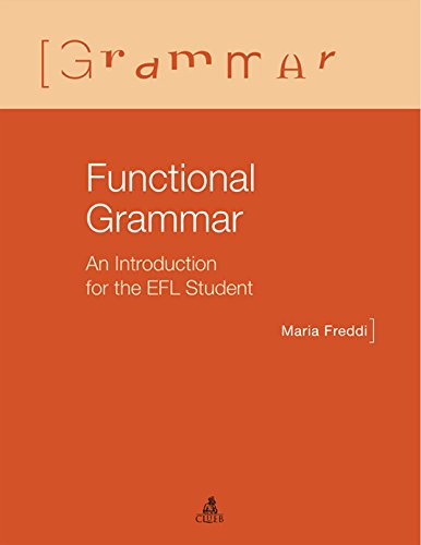 9788849126358: Functional grammar. An introduction for the EFL student