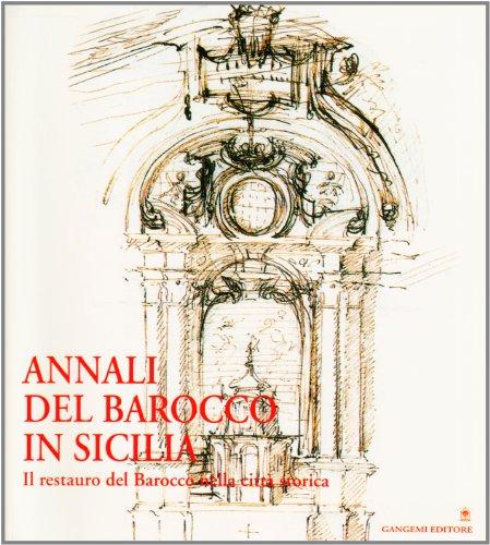 ANNALI DEL BAROCCO IN SICILIA, 7: IL