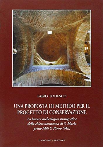 Una proposta di metodo per il progetto: Todesco, Fabio