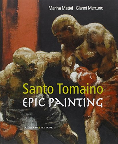9788849223088: Santo Tomaino. Epic painting