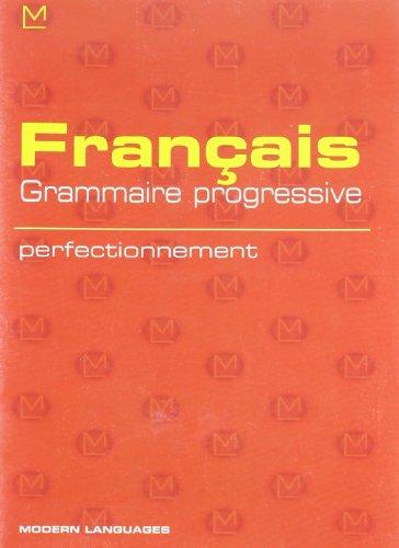 9788849300697: Français grammaire progressive. Perfectionnement. Con CD audio. Per la Scuola media