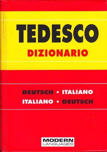 9788849303780: Dizionario tedesco