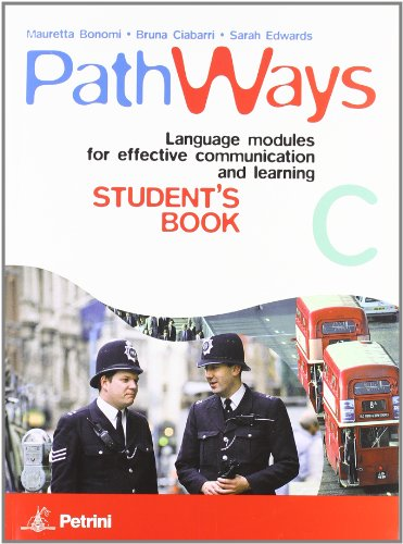 9788849410402: PATHWAYS STUDENT'S BOOK C + CD