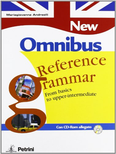 NEW OMNIBUS +FASC.+CD Reference Grammar