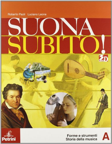 9788849412390: SUONA SUBITO A+B +DVD