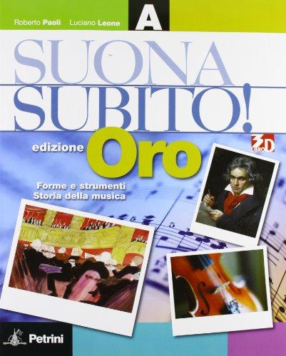 9788849414424: SUONASUBITO ORO A+B+GIR. +DVD