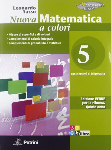 9788849417326: N.MAT.COL.VERDE 5: Vol. 5