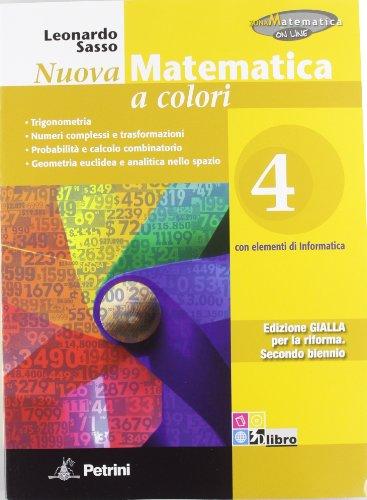 9788849417357: N.MAT.COL.GIALLA 4: Vol. 4