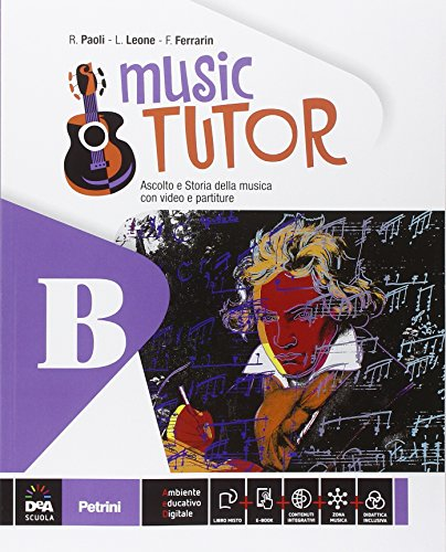9788849419634: Music tutor. Per la Scuola media. Con e-book. Con espansione online (Vol. 2)