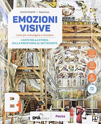 9788849422672: Emozioni visive. Per la Scuola media. Con e-book. Con espansione online. Con DVD-ROM: B1