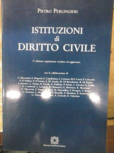9788849506297: Istituzioni di diritto civile