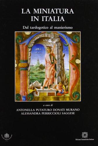9788849511864: La miniatura in Italia: 2