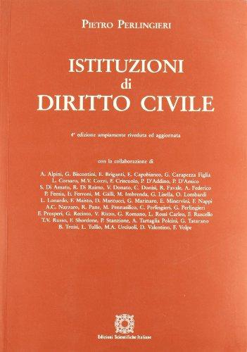 9788849515893: Istituzioni di diritto civile