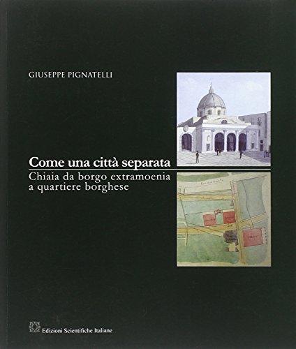 Come una città separata :: Pignatelli,Giuseppe