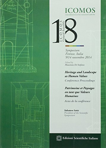 9788849530575: Heritage and landscape as human values. Conference proceedings