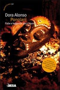 9788849707359: Ponolani. Fiabe e leggende afro-cubane