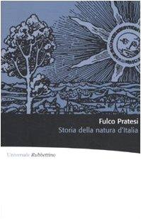 9788849826630: Storia della natura d'Italia