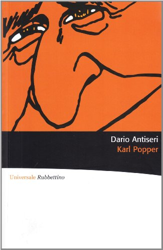 9788849826791: Karl Popper (Universale Rubbettino)