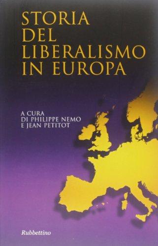 9788849833867: Storia del liberalismo in Europa