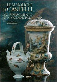 Le Maioliche Di Castelli: Dal Rinascimento Al Neoclassicismo: Battistella, Franco Maria; Vincenzo ...