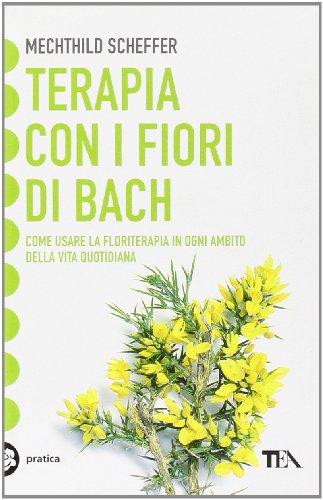 9788850200153: Terapia con i fiori di Bach
