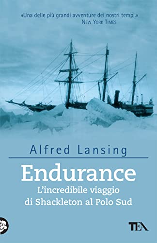 9788850203932: Endurance. L'incredibile viaggio di Shackleton al Polo Sud (Tea Avventure)