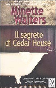 9788850205424: Il segreto di Cedar House