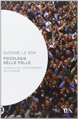 9788850206247: Psicologia delle folle