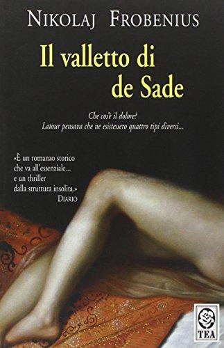 9788850207176: Il valletto di de Sade