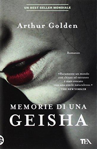 9788850217182: Memorie DI UNA Geisha (Italian Edition)