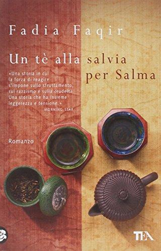 9788850217977: Un tè alla salvia per Salma